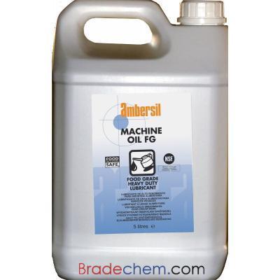 Ambersil Machine Oil FG 5ltr - Bradechem