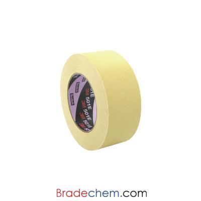 3M 501E Speciality High Temperature Masking Tape - Bradechem